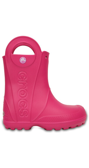Crocs Handle It rubberlaarzen Kinderen roze